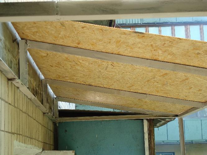 Вынос балконов - современные окна геликон киев.