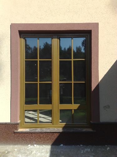 Сделать окно из поликарбоната