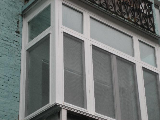 Галерея работ - дерево - современные окна геликон киев.